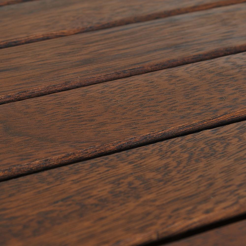 Favorit Gartenbank Poetica von Sandner: Hochwertiges Iroko/Kambala-Holz RH67
